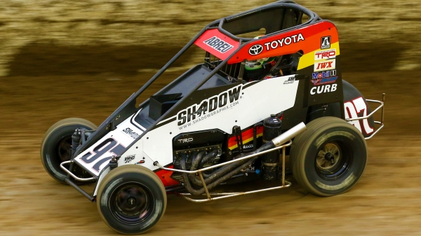 Two-time 4-Crown Nationals USAC NOS Energy Drink National Midget winner Rico Abreu (St. Helena, Calif.) will driver for Keith Kunz Motorsports/Curb-Agajanian Saturday at Eldora Speedway.