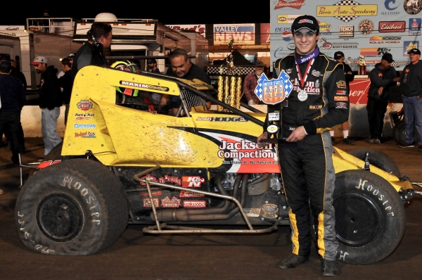 Josh Hodges wins at Perris