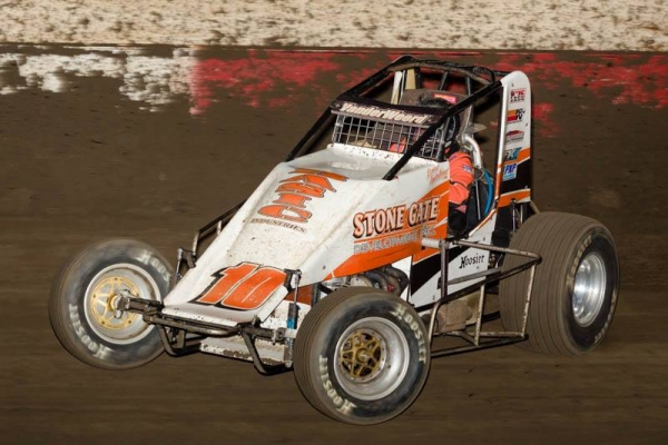Richard Vander Weerd - 2nd in USAC/CRA AMSOIL Sprint Car points.