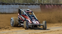 "Justin Grant captured Sunday's ""Sumar Classic"" victory at the Terre Haute (Ind.) Action Track."