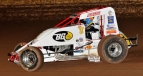 R.J. JOHNSON IS BACK ON TOP AT ARIZONA SPEEDWAY