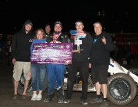 Ryan Timmons wwins at Santa Maria. Austin Liggett wins the series title.