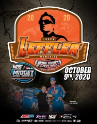 EVENT INFO: JASON LEFFLER MEMORIAL - OCT. 9, 2020