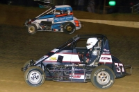#37 Andy Baugh and #7 Adam Taylor