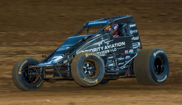 "Tyler Courtney won his fifth USAC AMSOIL National Sprint Car feature of the season in Friday night's ""Bill Gardner Sprintacular"" at Indiana's Lincoln Park Speedway."