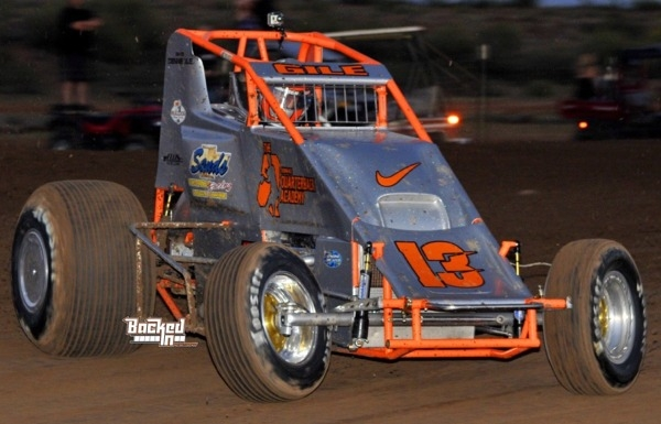 #13 Dennis Gile – 8th in USAC Southwest Point Standings.