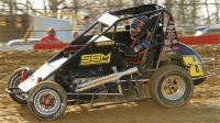 Stratton Briggs - 4th in USAC Speed2 Midwest Thunder Midget points.