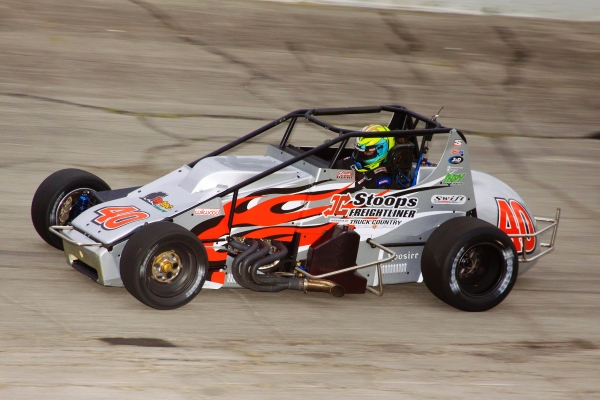 "David Byrne of Shullsburg, Wisconsin competed at Phoenix Raceway in a midget in 2007 and 2008, but eyes his first Silver Crown start at the track this Saturday in the ""Phoenix Copper Cup."""
