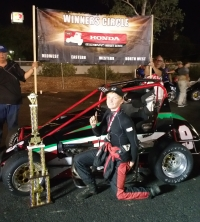 Tom Paterson Wins at Madera.