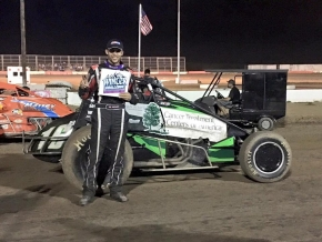 Bryan Clauson wins at Canyon