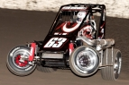#63 Frankie Guerrini – 4th in USAC Western Midget Point Standings.