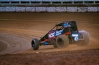 Reigning USAC AMSOIL National Sprint Car champion Tyler Courtney.