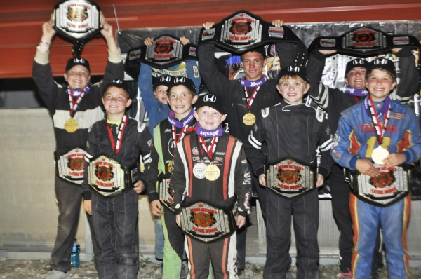 Complete Results from Little Eldora!