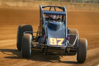 "Hans Lein's No. 97 USAC Silver Crown Car will be raced by 1997 series champ Dave Darland this Sunday in the ""Ted Horn 100"" at the Du Quoin (Ill.) State Fairgrounds."