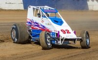 Chris Windom captured his first career Sumar Classic victory Sunday at the Terre Haute (Ind.) Action Track.