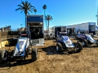 KRUSEMAN ENTERS DARLAND, CLING AND WILLIAMS FOR TURKEY NIGHT SPRINT AT VENTURA