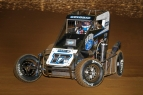 "Shane Golobic recorded the fastest lap during Wednesday's ""Turkey Night Grand Prix"" practice session at Ventura (Calif.) Raceway."
