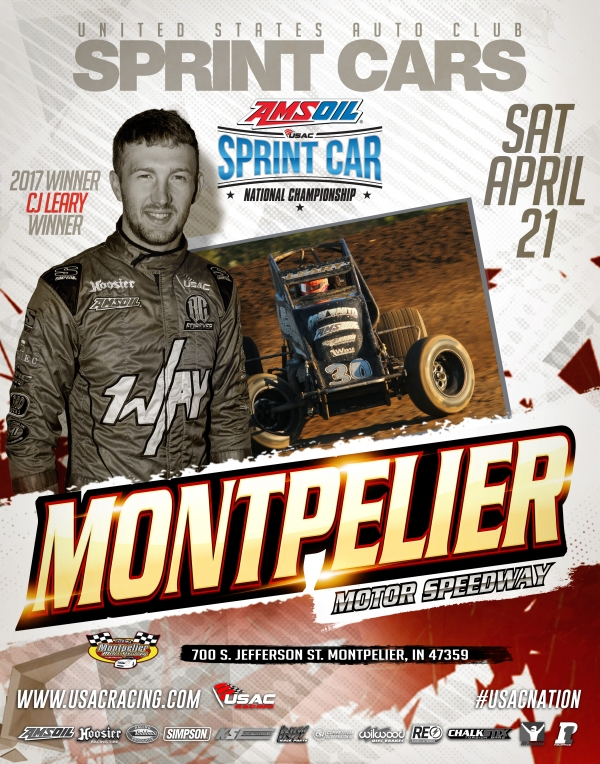 SATURDAY'S MONTEPELIER USAC SPRINT RACE CANCELLED