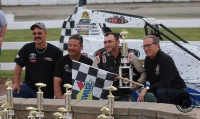 SUNN WINS AGAIN AT BRADFORD
