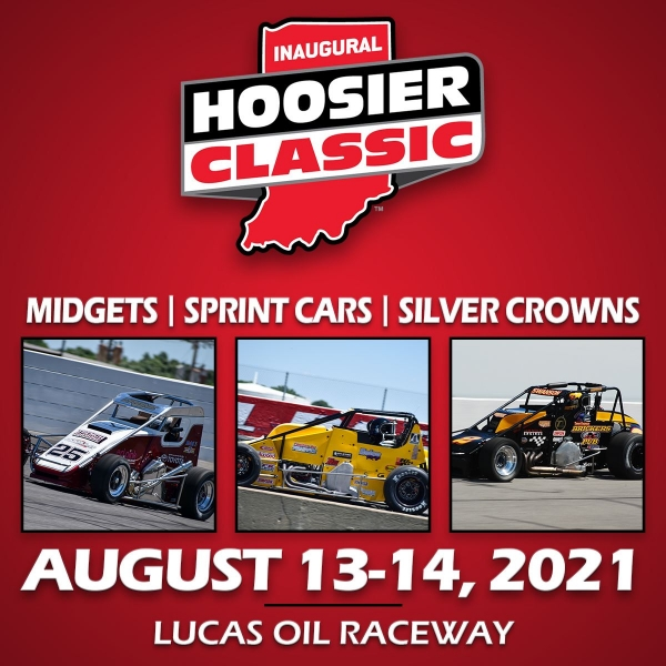 USAC SILVER CROWN SET FOR TWO 2021 DATES AT LUCAS OIL RACEWAY
