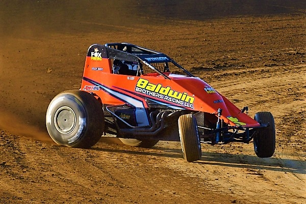"Chris Windom aims to win his fourth consecutive USAC National event at the Terre Haute (Ind.) Action Track in this Saturday's ""Tony Hulman/Don Smith Classic."""""