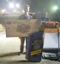 Adam Lemke wins at Kern County.
