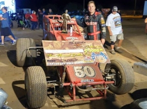 SPENCER WINS AT CANYON, REGAINS CRA SPRINT POINT LEAD