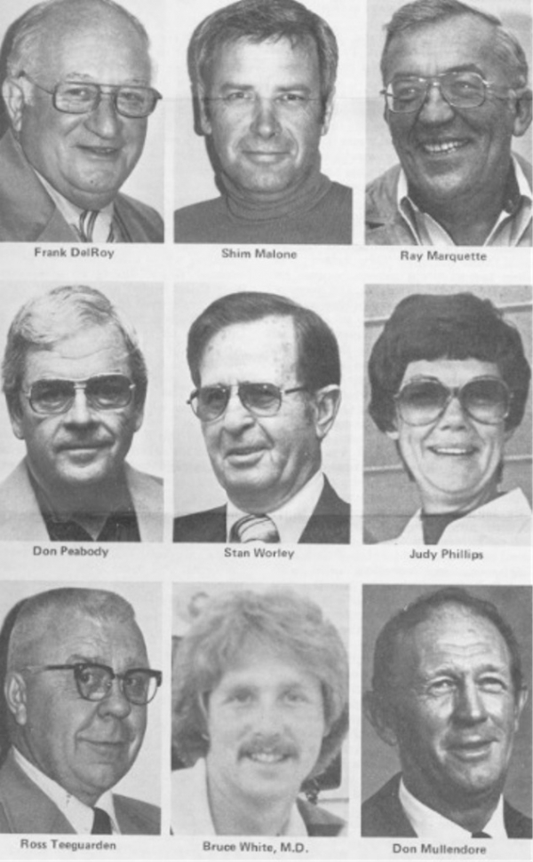1978 USAC PLANE CRASH VICTIMS TO BE MEMORIALIZED APRIL 23