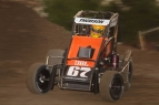 THORSON TURNS UP THE HEAT IN VICTORY AT THE DITCH