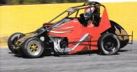 #14 Connor Gross, 6th in USAC Eastern Midget points.