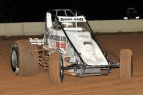 "DAVE DARLAND WINS ""STEVE STROUD MEMORIAL"" AT CANYON SPEEDWAY PARK"