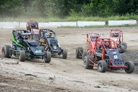 USAC DMA action from the 2018 season.
