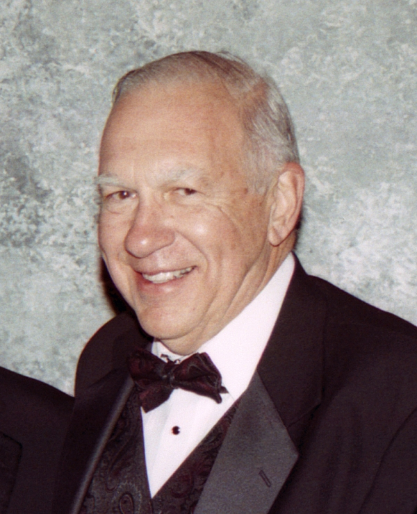 Henry Ryder at the 2001 USAC Banquet.