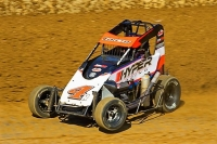 #4R Ryan Greth - 2nd in USAC/ARDC points.