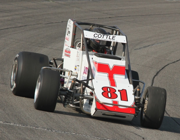 "Patakala, Ohio Sprint Car veteran Cody Gallogly will wheel the Curtis Williams No. 81 USAC Silver Crown car this Friday night at Toledo (OH) Speedway in the Hemelgarn Racing/Super Fitness ""Rollie Beale Classic."""