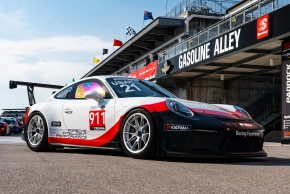 USAC ANNOUNCES ALL-NEW PORSCHE SPRINT CHALLENGE NORTH AMERICA BY YOKOHAMA