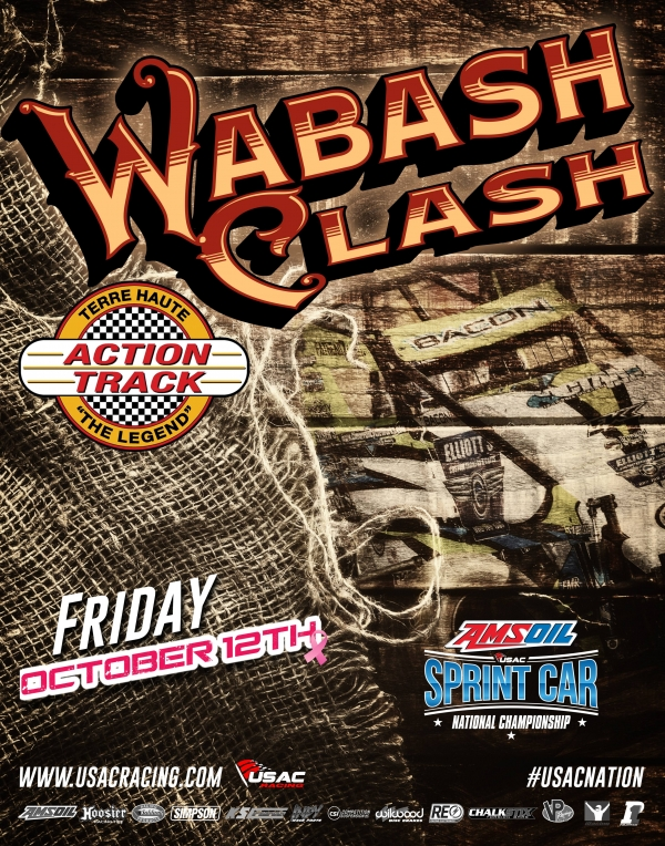 TERRE HAUTE USAC SPRINT RACE RAINED OUT