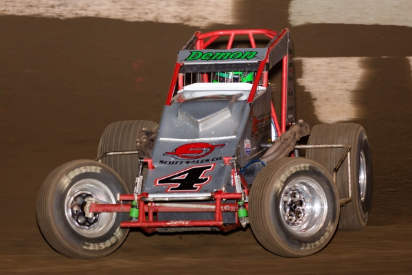 "DAMION GARDNER WINS PERRIS ""SO CAL SHOWDOWN"""