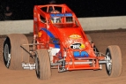 CHARLES DAVIS JR. TOPS SALUTE TO INDY OPENER AT CANYON