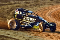 Tyler Courtney - 4th in USAC AMSOIL National Sprint Car points.