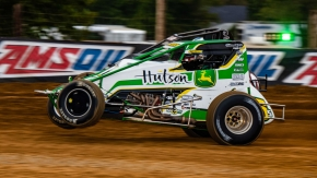With his victory last weekend, Chase Stockon has now won a USAC AMSOIL National Sprint Car feature race in nine consecutive years, which ranks among the top-ten all-time.