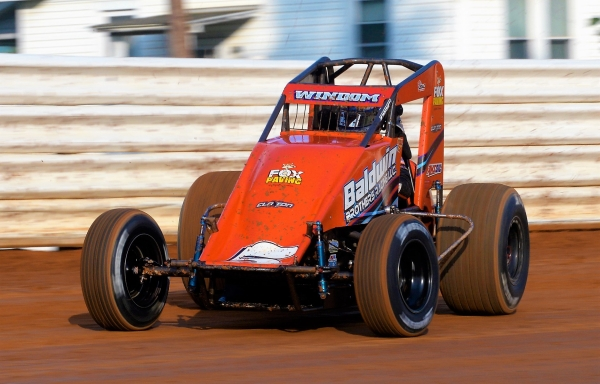 Eastern Storm point leader Chris Windom