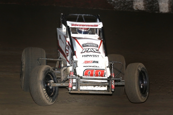 BOESPFLUG STOPS WINDOM TO TAKE OVAL NATIONALS NIGHT ONE AT PERRIS