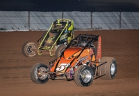 50 BIG LAPS FOR SUNDAY'S RED DIRT WINGLESS SPRINTS OKLAHOMA!