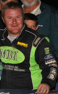R.J. Johnson is the 2013 USAC Southwest Sprint Champ.
