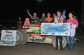 "BACON BATTLES BACK FOR ""SPRING SHOWDOWN"" TRIUMPH AT TRI-STATE"