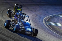 USAC Western Speed2 US Overall & Pavement point leader Jesse Love IV.