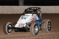 Ryan Bernal Wins Thursday Las Vegas Feature