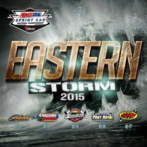 "Sprint Cars - New Egypt (NJ) Speedway ""Eastern Storm"" - June 4th"