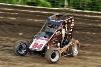 Chad Boat sits 3rd in the USAC National Midget point standings with three victories in 2016.